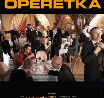 Operette, Poster